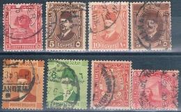 Egipto 1888 / 40  -  Varios - Egipto
