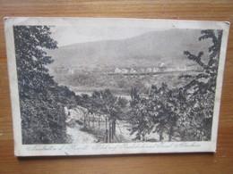 Neustadt An Der Haardt. Blick Auf Realschule Und Israel Altersheim. Eigentum Gebr. 815/51 TA Postmarked 1922 - Neustadt (Weinstr.)