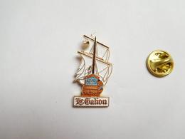 Beau Pin's En Relief , Marine Bateau Voilier , Le Galion - Boats