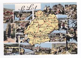 46 Le Département Du Lot N°58 En 1959 Pinsac Bouziès Douelle Luzech Bretenous Cahors - Cahors