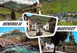 Espagne  Recuerdo De Bossost (Lleida) N°163 TBE - Lérida
