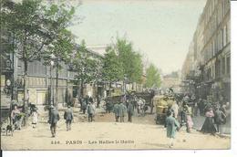 Paris- Les Halles Le Matin - Autres