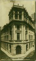 BOGOTA - COLEGIO DE S. BARTOLOME. - OBSERVATORIO - RPPC POSTCARD 1920s (BG2589) - Colombie