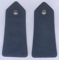 Epaulettes D'Adjoint De Sécurité - Police & Gendarmerie