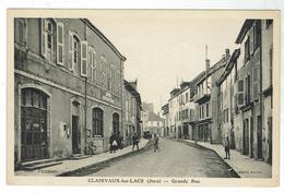 CLAIRVAUX Les LACS - Grande Rue - Bon état - Clairvaux Les Lacs