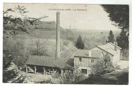 CLAIRVAUX Du Jura  - La Papeterie  - Bon état - Clairvaux Les Lacs
