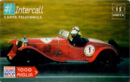 *ITALIA - INTERCALL* - Scheda Usata - [2] Handy-, Prepaid- Und Aufladkarten