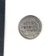 Genova Dogi Biennali 10 Soldi 1793 Bb D.183 - Monete Regionali