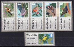 GB Post & Go Faststamps Birds Of Britain - (1st Series) - FS 2 - Great Britain
