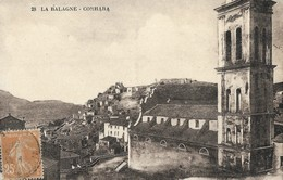 CARTE POSTALE ORIGINALE ANCIENNE : LA BALAGNE CORHARA  HAUTE CORSE (20 2B) - Sonstige Gemeinden