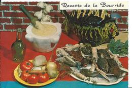 ***         LA BOURRIDE - Recettes (cuisine)