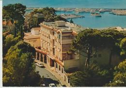 C.P.- PHOTO - JUAN LES PINS - L'HOTEL BELLES RIVES - E 06004 381 0081 - CIM - Juan-les-Pins