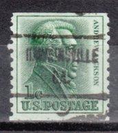 USA Precancel Vorausentwertung Preo, Locals Georgia, Hawkinsville 722 - Vereinigte Staaten
