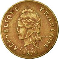 Monnaie, Nouvelle-Calédonie, 100 Francs, 1976, Paris, TB+, Nickel-Bronze, KM:15 - Nouvelle-Calédonie