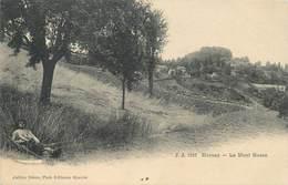 """CPA FRANCE 74 """"Mornex, Le Mont Gosse"""" - Autres Communes"""