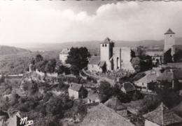 46 - Lot - MONTVALENT - Eglise Et Ruines De L Ancien Chateau - Autres Communes