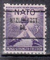 USA Precancel Vorausentwertung Preo, Locals Georgia, Hazelhurst 704 - Vereinigte Staaten