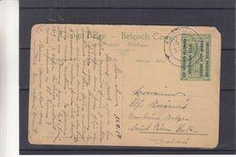Ruanda Urundi - Carte Postale De 1918 - Oblit Kigoma - Exp Vers Saint Pierre Halle Calais - Vue Marais De La Kagera - Ruanda-Urundi