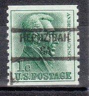 USA Precancel Vorausentwertung Preo, Locals Georgia, Hephzibah 841 - Vereinigte Staaten