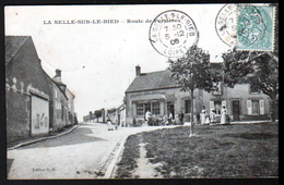 45, La Selle Sur Le Bied, Route De Ferrieres - France