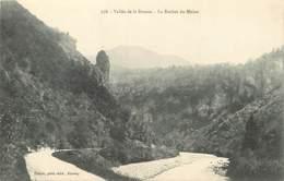 """CPA FRANCE 74 """"Vallée De La Dranse, Le Rocher Du Moine"""" - Autres Communes"""
