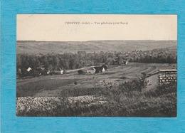 Chervey. - Vue Générale, Côté Nord. - Autres Communes