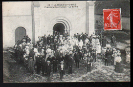 45, La Selle Sur Le Bied, Premiere Communion, La Sortie - France