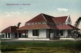 Indonesia, JAVA PAREREDJO, Hospital (1928) Mission Postcard - Indonesië