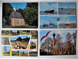 HOLLAND - Lot 77 - Vues De Villes Et De Villages - 100 Cartes Postales Différentes - Postcards