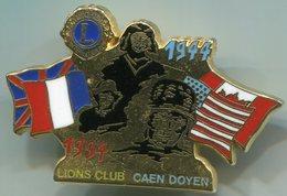 1944-1994 LIONS CLUB CAEN DOYEN - Associations