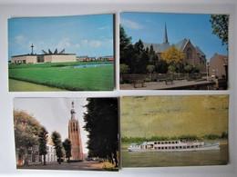 HOLLAND - Lot 78 - Vues De Villes Et De Villages - 100 Cartes Postales Différentes - Postcards