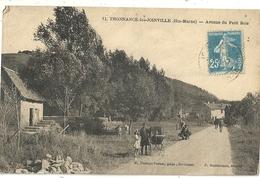 THONNANCE Les JOINVILLE.  Avenue Du Petit Bois. - France