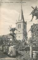"""CPA FRANCE 74 """"Env. D'Evian, Eglise De Maxilly"""" - Francia"""