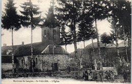 52 - SAINT VALLIER --  L'Eglise - France