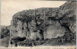 52 - SABINUS --  Grotte - France