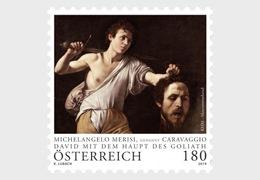 Oostenrijk / Austria - Postfris / MNH - Michelangelo, Caravaggio 2019 - 1945-.... 2de Republiek