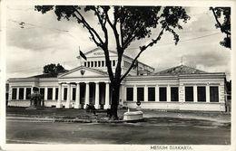 Indonesia, JAVA DJAKARTA JAKARTA, Mesium Museum (1953) RPPC Postcard - Indonesië
