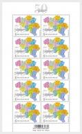 België / Belgium - Postfris / MNH - Sheet 50 Years Postal Codes 2019 - België