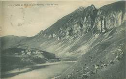 "CPA FRANCE 74 ""Vallée Du Borne, Lac De Lessy"" - Francia"