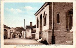 52 - SUZANNECOURT --  Portail De L'eglise - France