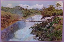 Guaira, Brasil - 7 Quedas Do Rio Parana - Waterfall, Cascata Cascada - Estado Do Paranà - Atracao Turistica  Vg - Brésil