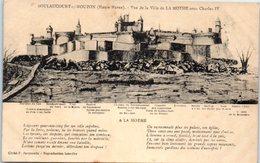 52 - SOULAUCOURT Sur MOUZON --  Vue De La Ville De La Motte - France