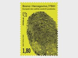 Bosnië / Bosnia - Postfris / MNH - Europese Data Bescherming 2019 - Bosnië En Herzegovina