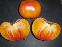 30 Graines Tomates ANANAS BIO - 2. Graines