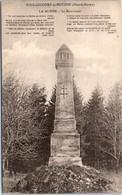 52 - SOULAUCOURT Sur MOUZON -- La Motte - Le Monument - France