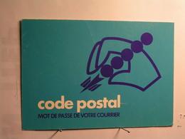 La Poste - Code Postal - Poste & Facteurs