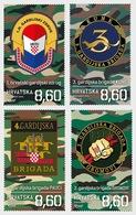 Kroatië / Croatia - Postfris / MNH - Complete Set Onafhankelijkheidsoorlog 2019 - Kroatië