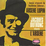 """JACQUES DUTRONC """"L'ARSENE - STERCOK (GEORGES RAUDI)"""" DISQUE VINYL 45 TOURS - Autres - Musique Française"""