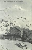 Hôtel Ferdinandshöhe Auf Dem Stilfserjoch. - Autriche