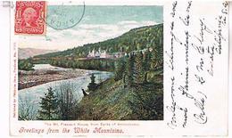 WHITE MOUNTAINS  NEW HAMPSHIRE    US287 - White Mountains
